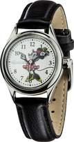 Ingersoll Women's IND 26526 Petite Minnie Analog Display Quartz Black Watch