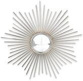Glenna Jean Sunburst Nickel Mirror