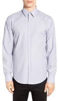 Theory Men's 'Sylvain' Slim Fit Long Sleeve Sport Shirt