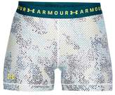 Under Armour Women's HeatGear Armour Printed Shorty Shorts