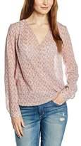 Seidensticker Schwarze Rose Women's Slim Fit Long Sleeve Blouse - Multicoloured