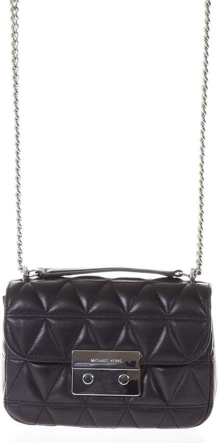 78a1b1f76 MICHAEL Michael Kors Black Chain Strap Handbags - ShopStyle