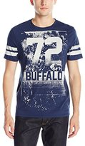 Buffalo David Bitton Men's Nitrik Crewneck Short Sleeve T-Shirt