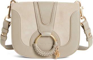 See by Chloe Hana Suede & Leather Shoulder Bag