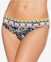 Jag Tropical Palm Retro Hipster Bikini Bottoms Women's Swimsuit