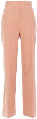 Victoria Victoria Beckham Twill Wide-leg Pants