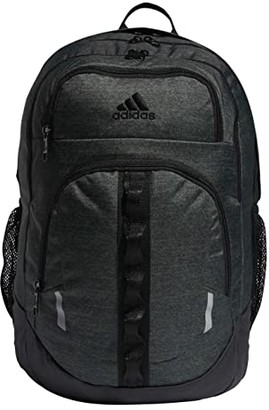adidas Prime V Backpack (Onix/Rose Gold/Haze Coral/Black) Backpack Bags