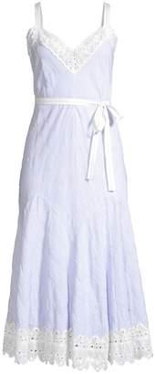Rebecca Taylor Stripe Tank Dress