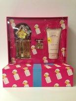 Marc Jacobs Daisy Eau So Fresh for Women-3 Pc Gift Set 4.25-Ounce EDT Spray, 5.1-Ounce Body Lotion, 0.13-Ounce EDT Splash