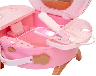 Disney Princess Style Collection Feature Travel Vanity