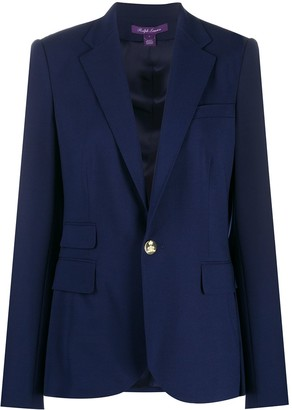 Ralph Lauren Collection Parker fitted jacket