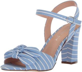 Madden-Girl Women's Bows Heeled Sandal