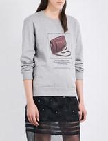 Coach x Rodarte Archive cotton-jersey sweatshirt