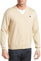 Brooks Brothers V-neck Sweater.