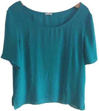 American Vintage Turquoise Top for Women