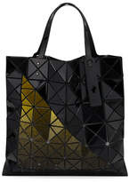 Bao Bao Issey Miyake Mado Metallic Triangle Tote Bag