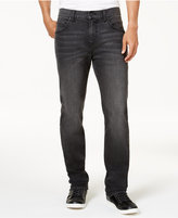 Club Room Men's Slim-Fit Stretch Charcoal Wash Jeans, Created for Macy's