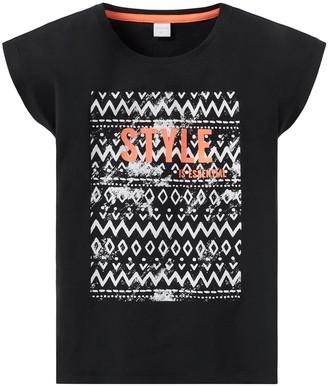 Schiesser Girls' My Blog T-Shirt Rundhals