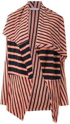 M·A·C Mara Mac striped cardigan