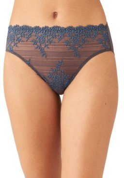 Wacoal Embrace Lace Hi-Cut Brief 841191
