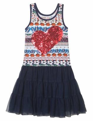 Desigual Girl's Knit Dress Straps (Vest_bridgerport)
