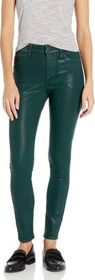 Skinnygirl Women's Paul High-Rise Skinny Jean in 360 Flex Denim
