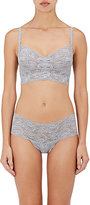 Cosabella Women's Never Say Never Sweetie Lace Soft Bra-Grey