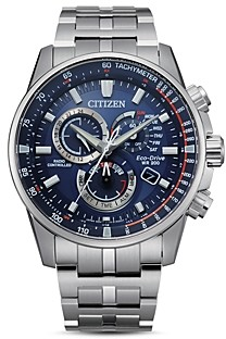 Citizen Eco-Drive Pcat Chronograph, 43mm