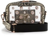Sophia Webster Dina Crystal Python-effect Leather Camera Bag - Womens - Python