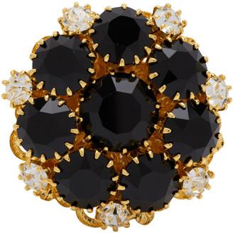 Dolce & Gabbana Gold Multi Stone Ring