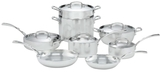 Cuisinart Stainless Steel Cookware Set (13 PC)