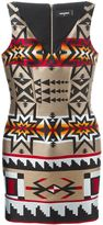 DSQUARED2 Navajo print dress