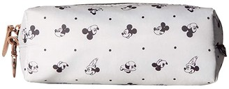 Petunia Pickle Bottom Mickey's 90th Bottle Butler - Disney Collaboration (Ivory/Black) Diaper Bags