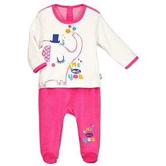 Camilla And Marc Baby Pyjamas Velvet Effect 2 Me and You - Size - 24 Months (92 cm)