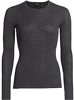 Theory Women's Wool Turtleneck Sweater