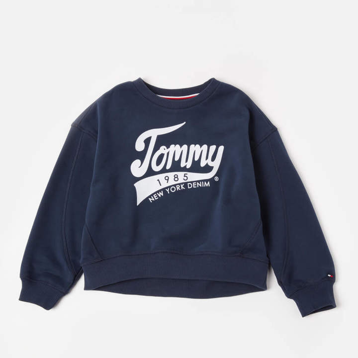 Tommy Hilfiger Girls' Tommy 1985 Sweatshirt