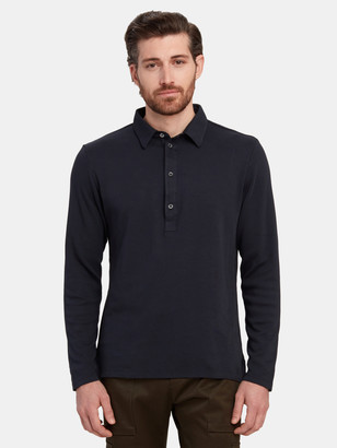 Barena Locky Polo Sweater Saraca