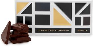 Harvey Nichols 73% Dark Chocolate Bar - The Moodiest, Most Mysterious One 85g