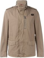 Fay military jacket - men - Cotton - S