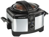 Hamilton Beach Hamlton Beach Connectables 4Qt. Slow Cooker - Stainless - 33540