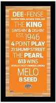 Steiner Sports New York Knicks Subway Sign Wall Art