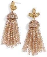 BaubleBar Women's Mabel Tassel Drop Earrings