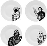 Zak Designs Star Wars 4-pc. Dinner Plate Set by