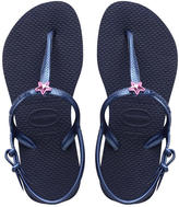 Havaianas Jewel flip-flops with traps
