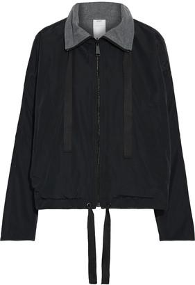 DKNY Reversible Printed Shell Jacket