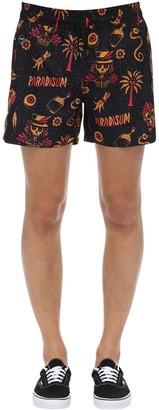 Nikben Paradisium Recycled Fiber Swim Shorts