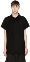Julius Black High Neck T-Shirt