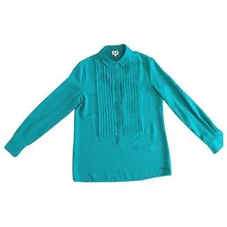 Adolfo Dominguez Green Top for Women