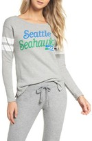 Junk Food Clothing Women's Nfl Seattle Seahawks Champion Sweatshirt