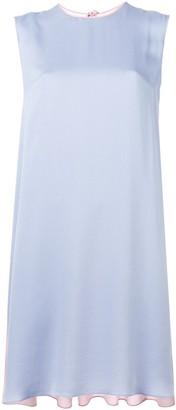 Roksanda rear ruffled detail dress